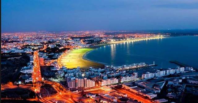 اغادير مدينة سياحية بامتياز ثاني اهم مدينة سياحية في المغرب اكادير