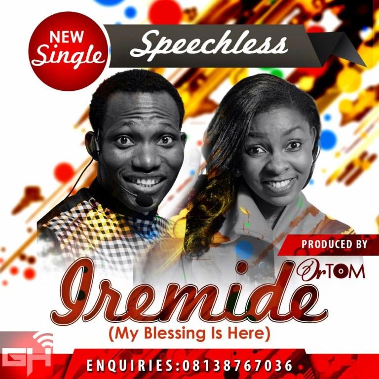 Lyric speechless lyrics israel houghton : Music: Iremide – Speechless   Gospel Hotspot NG   Download Latest ...