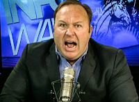 Photo of Alex Jones - Infowars