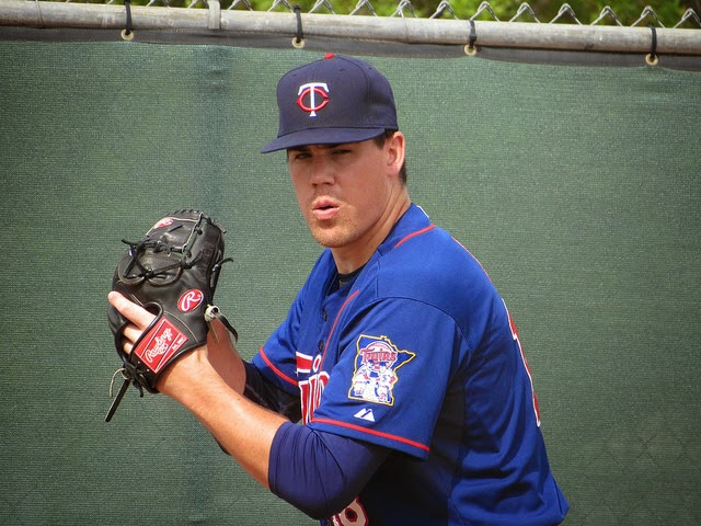 Trevor May Fantasy Baseball Twins