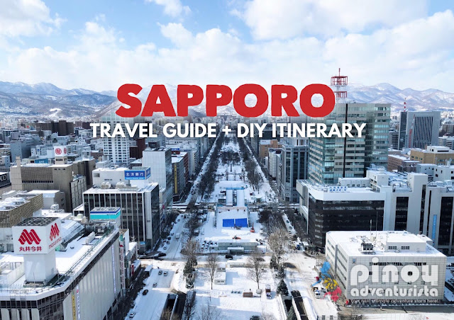 Detailed SAPPORO TRAVEL GUIDE HOKKAIDO JAPAN ITINERARY THINGS TO DO IN SAPPORO