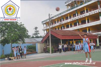 Daftar Fakultas dan Program Studi UPMI Universitas Pembinaan Masyarakat Indonesia