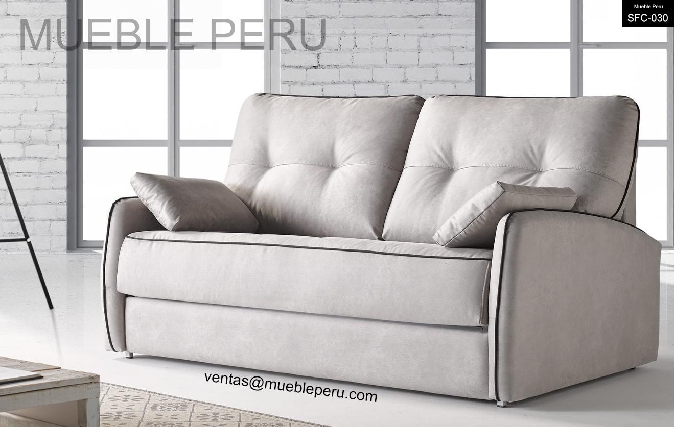 Muebles de sala sofa cama de dise o - Disenos de muebles para sala ...