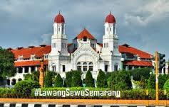 Lawang Sewu Semarang | Tempat Wisata Semarang