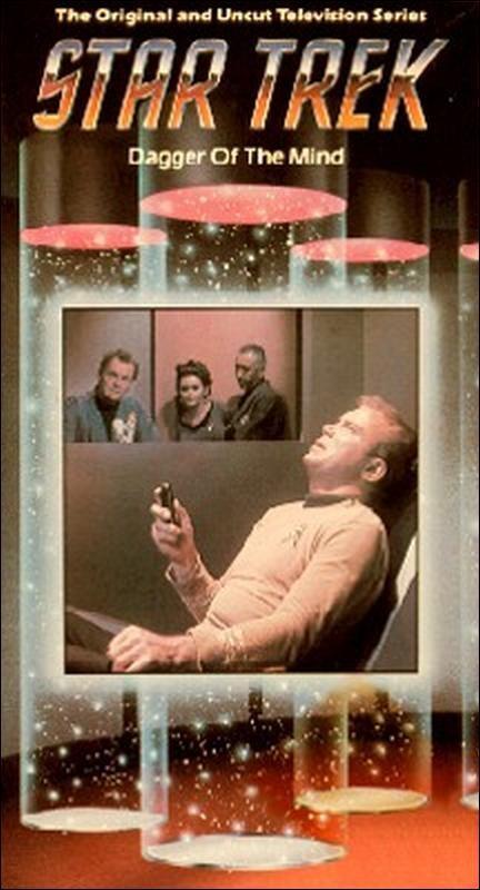 Star Trek: The Original Series - Season 1 Episode 09: Dagger Of The Mind
