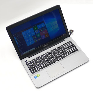 """Laptop Gaming ASUS A555L ( Double VGA ) 15.6"""""""