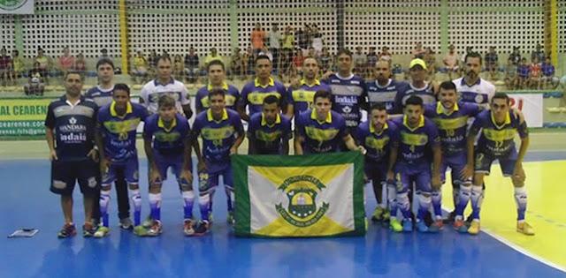 Constelação-RR surpreende e vence o Horizonte, disputa pela Taça Brasil fica acirrada.