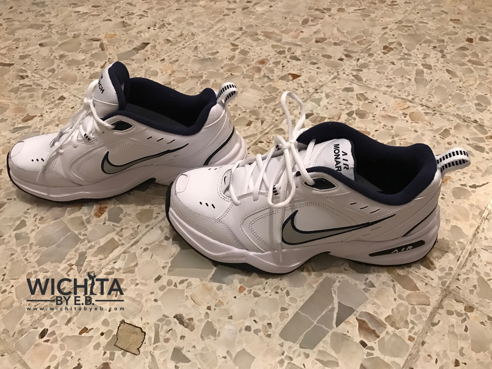 Nike Air Monarchs: The Perfect Wedding Day Gift Wichita By