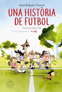 que estas leyendo, una historia de futbol, jose roberto Torero, boolino, lecturas, libros, yo leo,