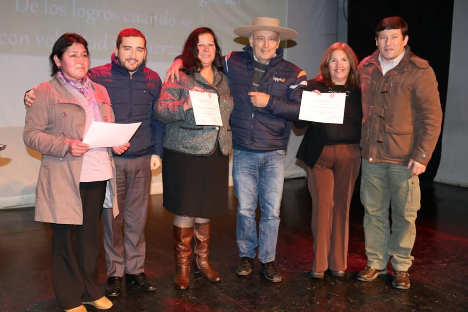 Cesfam Arrau Méndez certifica a monitores comunitarios de salud