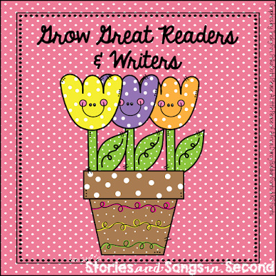 Garden, weather, and spring-themed literacy activities to help little learners bloom.