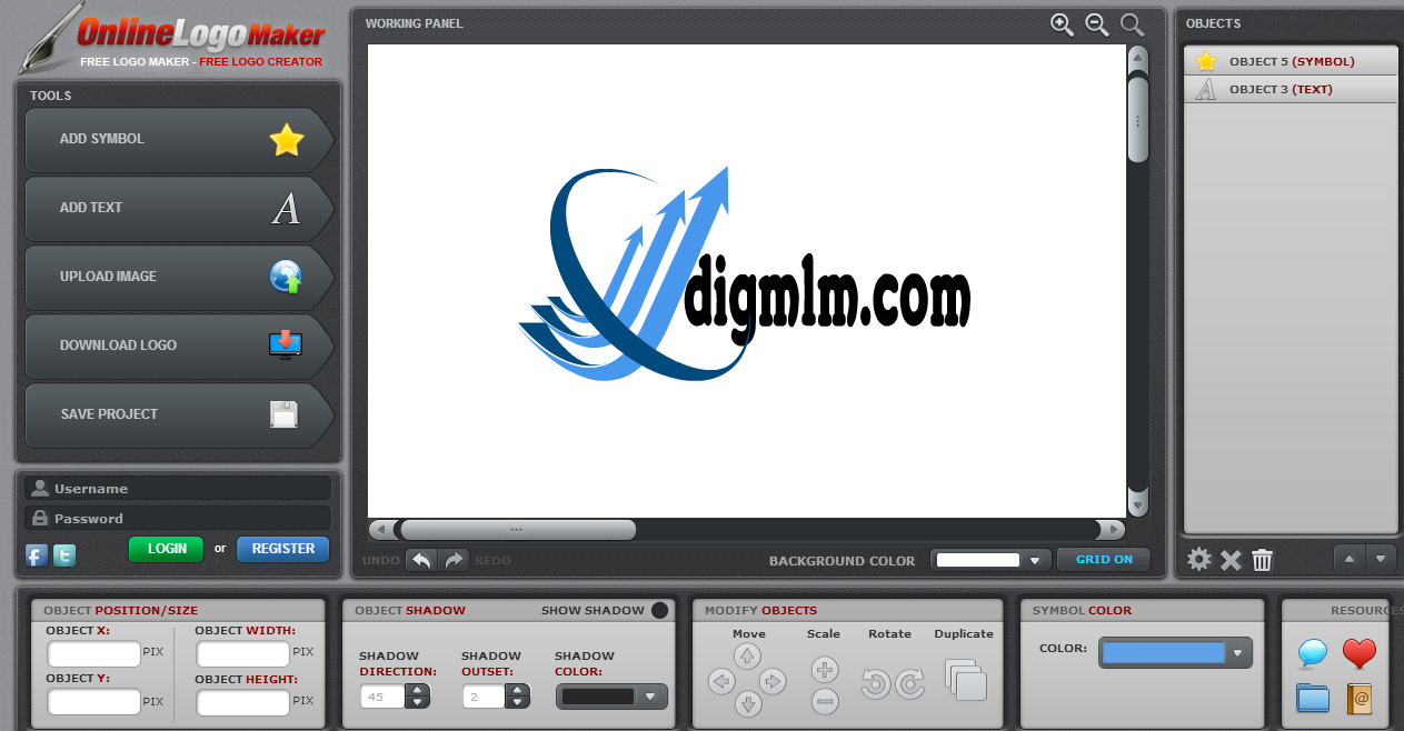 Classroom Design Generator Free Download ~ Aprenda como fazer uma logomarca gratis para o seu site