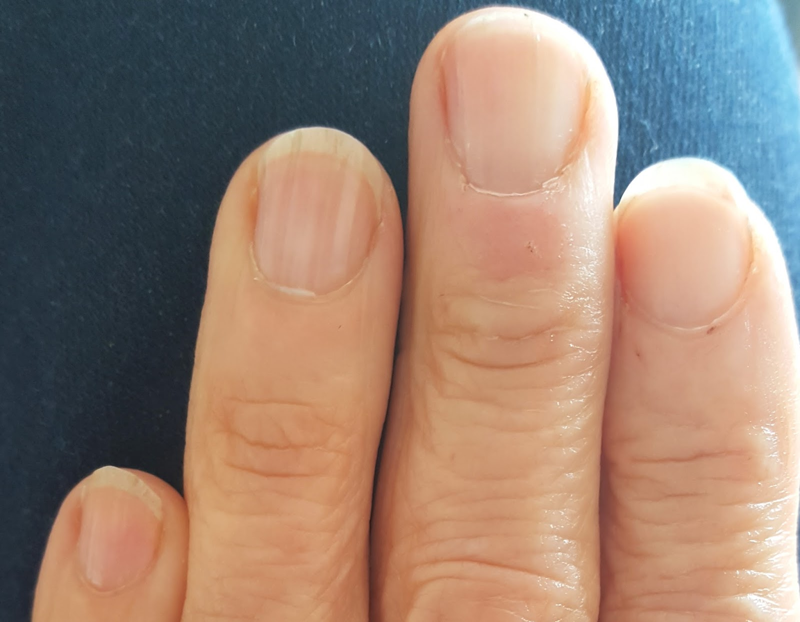 "The ""after"" shot in Is This Mutton's article on how to improve your nails: eight simple hacks"