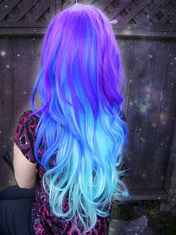 A Whole Galaxy On Your Hair The Haircut Web