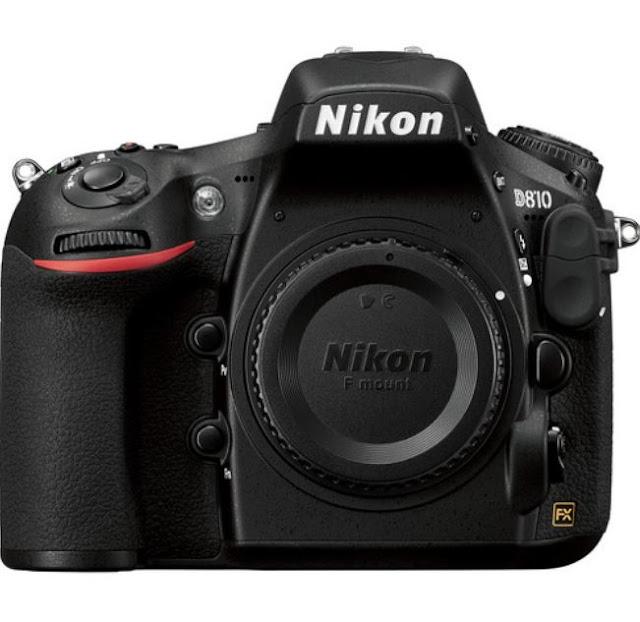 Nikon D810 DSLR the Best Camera