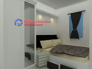project-interior-apartemen-gading-mediterania-type-2-bedroom