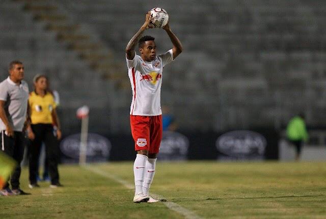 Com contrato até maio, experiente Everton Silva segue treinando forte no Red Bull Brasil
