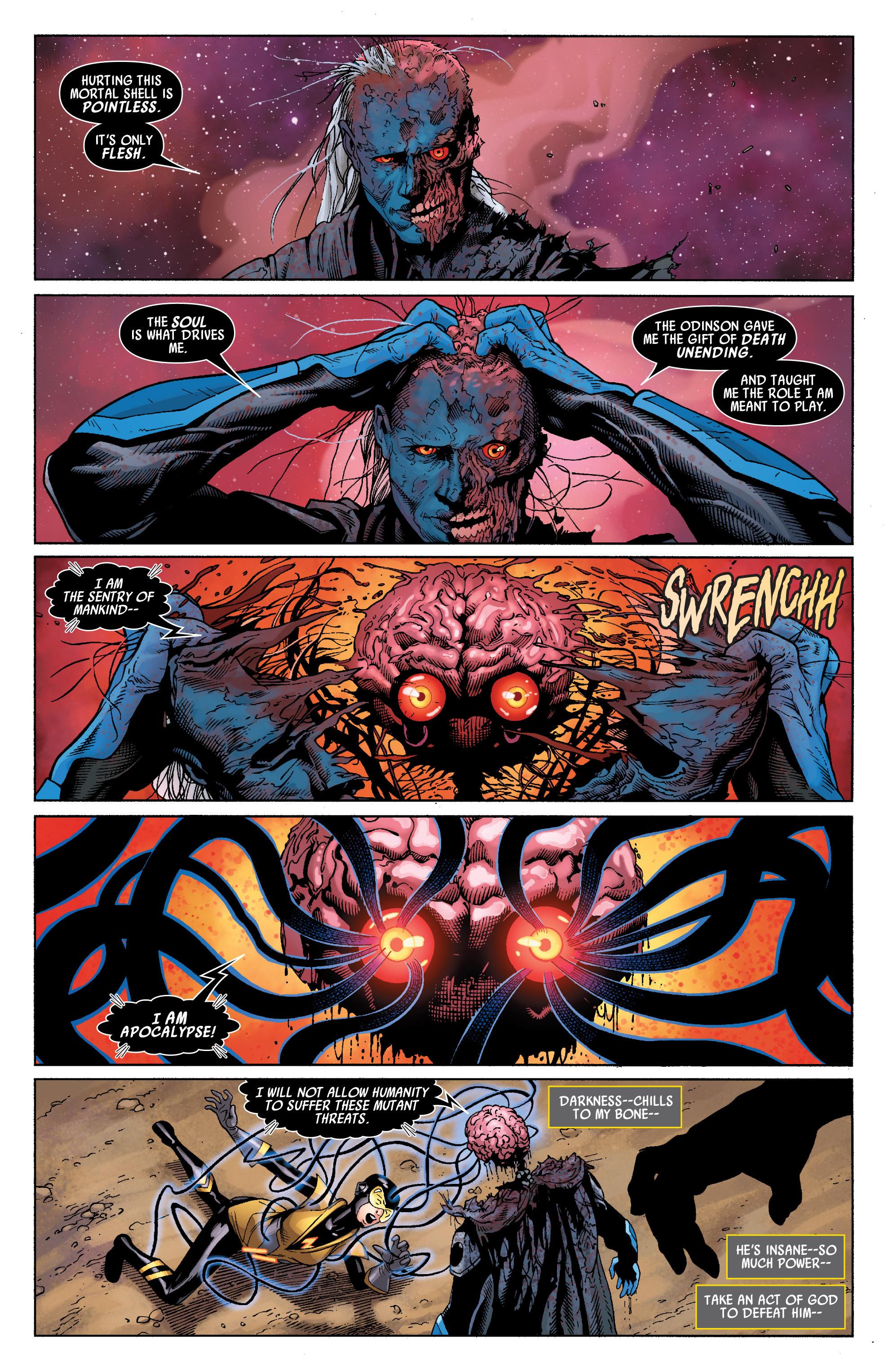 Read online Uncanny Avengers (2012) comic -  Issue #15 - 11