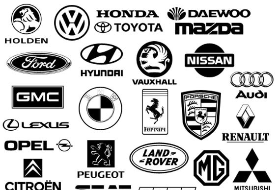 gallery logo automotive logos. Black Bedroom Furniture Sets. Home Design Ideas