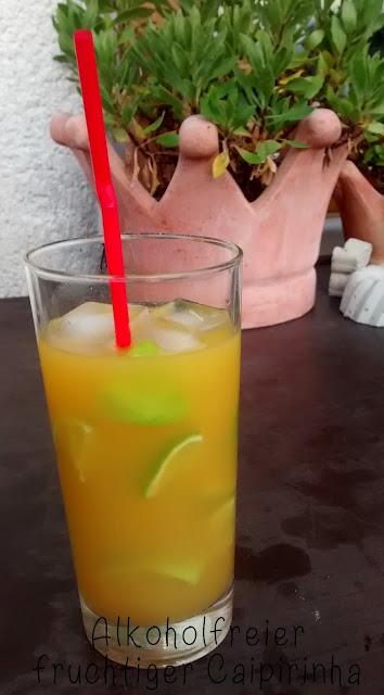 [Food] Alkoholfreier fruchtiger Caipirinha