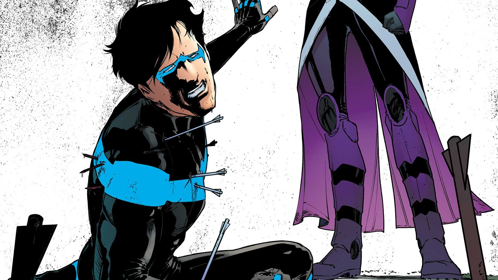 Weird Science DC Comics: PREVIEW: Nightwing #26