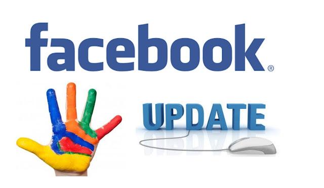 Facebook New Latest Five Update 2018