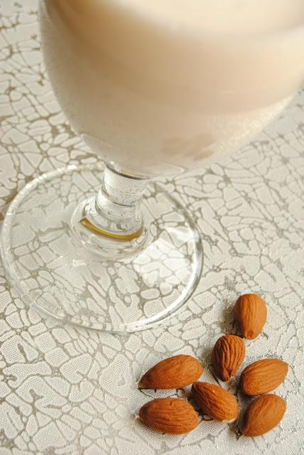 Mleko z migdalow