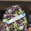 Bunga Standing Krans Duka Cita Teguh Patriawan n Keluarga Jakarta