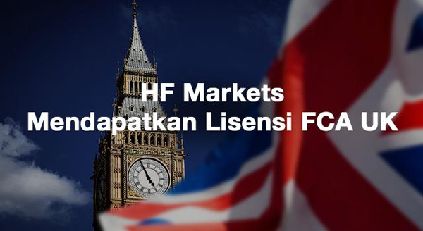 HOTFOREX Mendapatkan Lisensi FCA Inggris