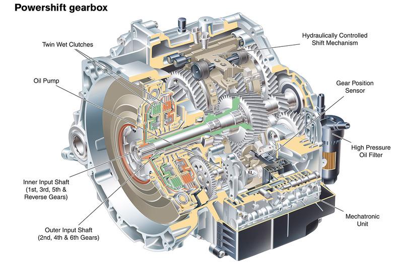 Ford Fiesta Focus Fiesta intermedios de la mitad del eje Drive Shaft Centro teniendo