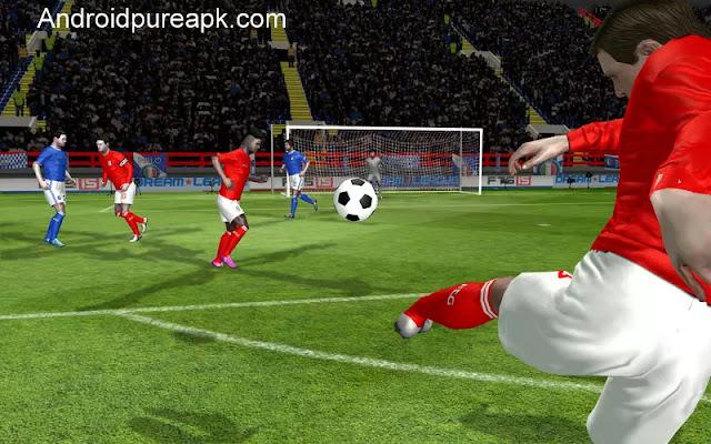 First Touch Soccer 2015 mod Apk