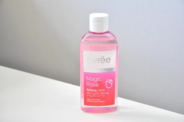 rossmann promocja evree magic rose olejek do mycia twarzy