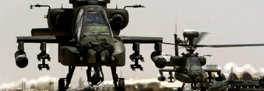 гелікоптер AH-64 Apache