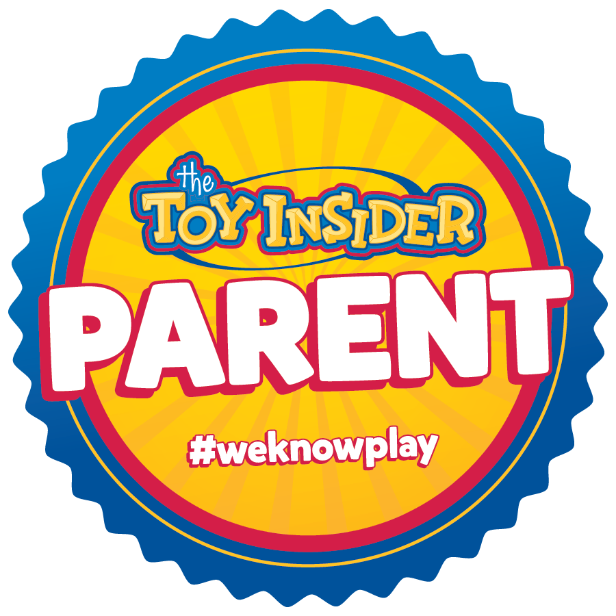 I'm a Parent Panelist for The Toy Insider! Click here to read my articles!