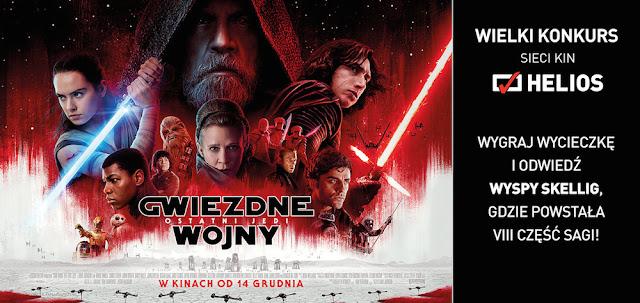 """""""Gwiezdne wojny: Ostatni Jedi"""" - Konkurs"""