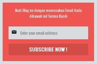 Cara membuat Subscribe Box / kotak berlangganan di blog