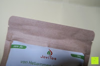 oben: JoviTea® Himbeerblättertee BIO 80g z.B. zur Unterstützung der Geburtsvorbereitung - 100% natürlich und ohne Zusatz von Zucker. Aus Biologischem Anbau. Zutaten: Himbeerblätter