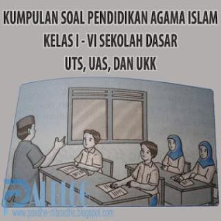 download soal agama islam SD MI