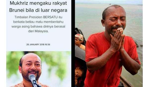 [Video] Mukhriz salahkan media 'misquoted' kenyataan beliau malu mengaku rakyat Malaysia