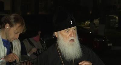 Филарет сообщил о предоставлении автокефалии УПЦ