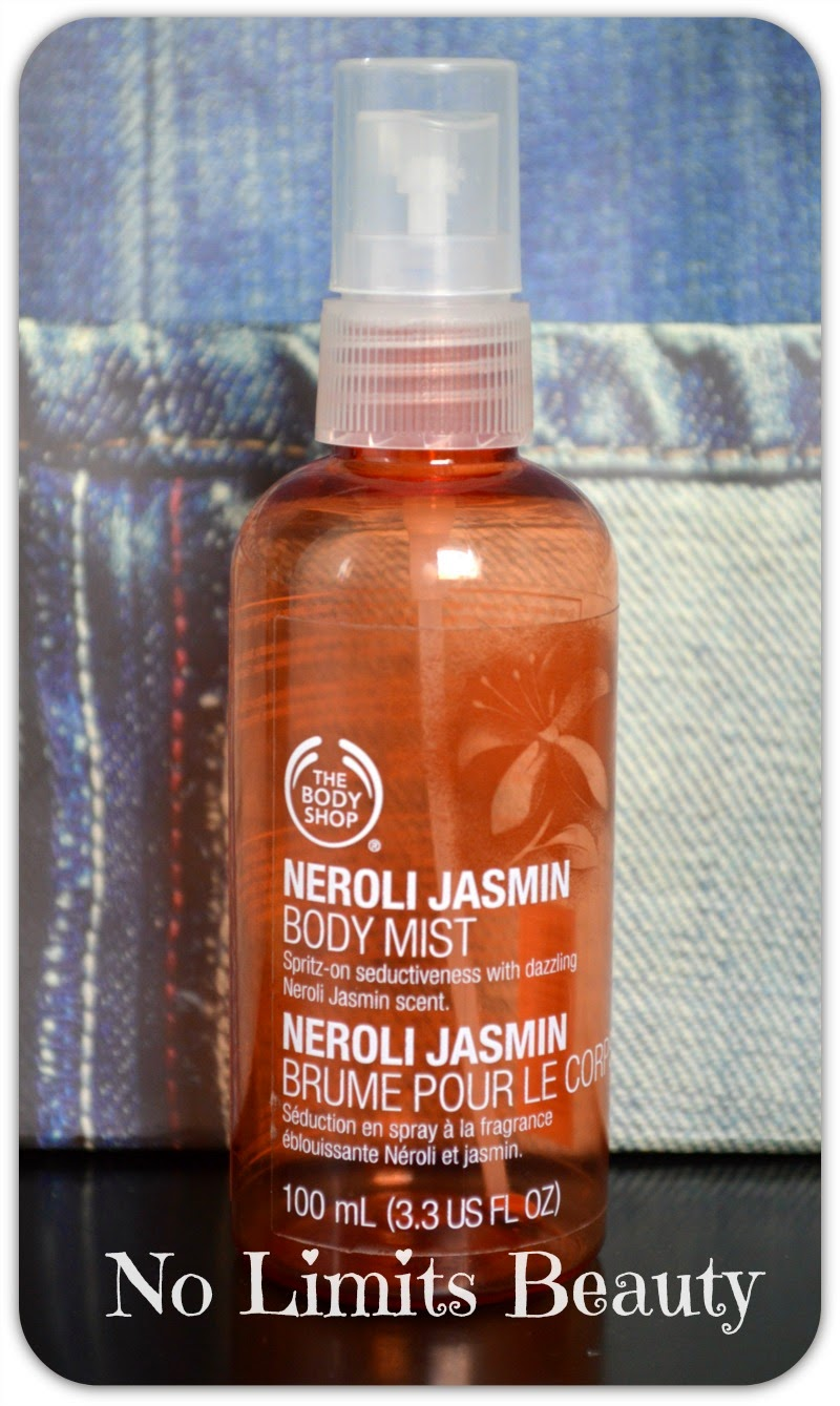 Neroli Jasmin Body Mist de The Body Shop
