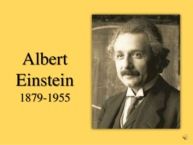 Albert Einstein and the Theory of Relaivity