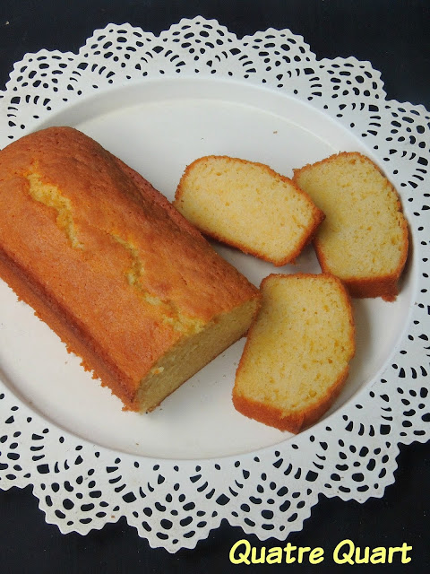 Quatre Quart,French Pound Cake
