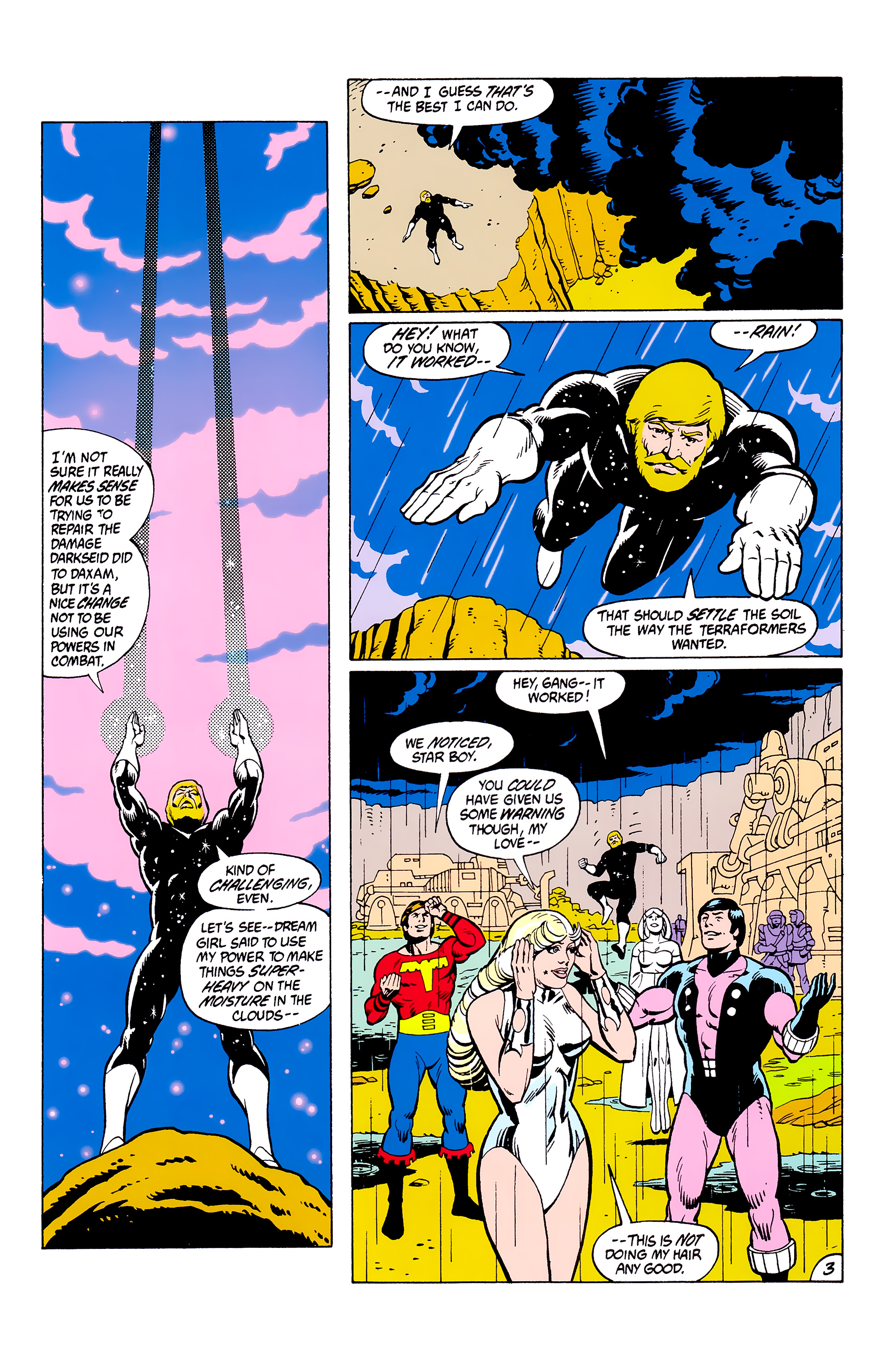 Legion of Super-Heroes (1980) _Annual_2 Page 3