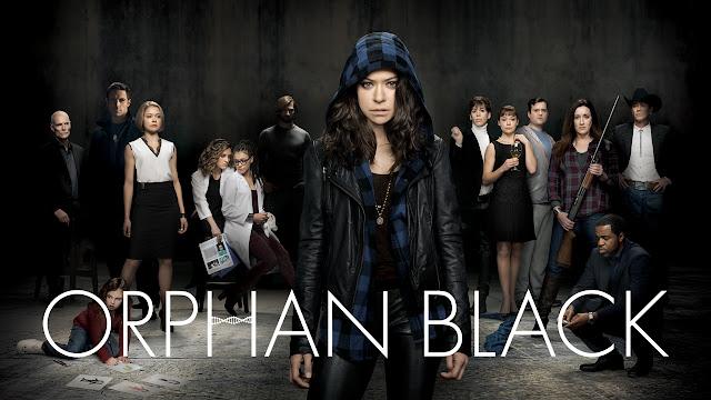 Dica de série Orphan Black
