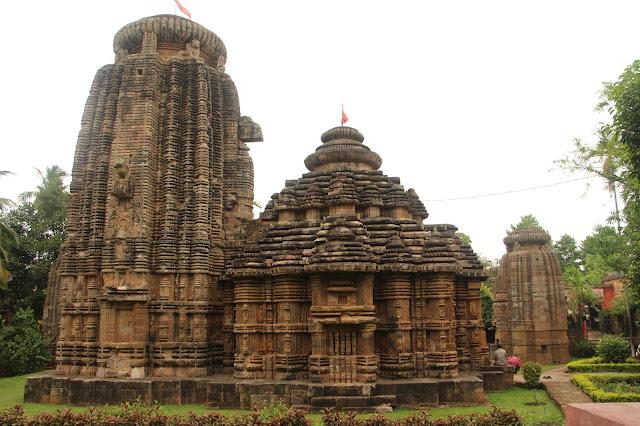 The Chitrakarini Temple, Bhubaneswar, Odisha, India