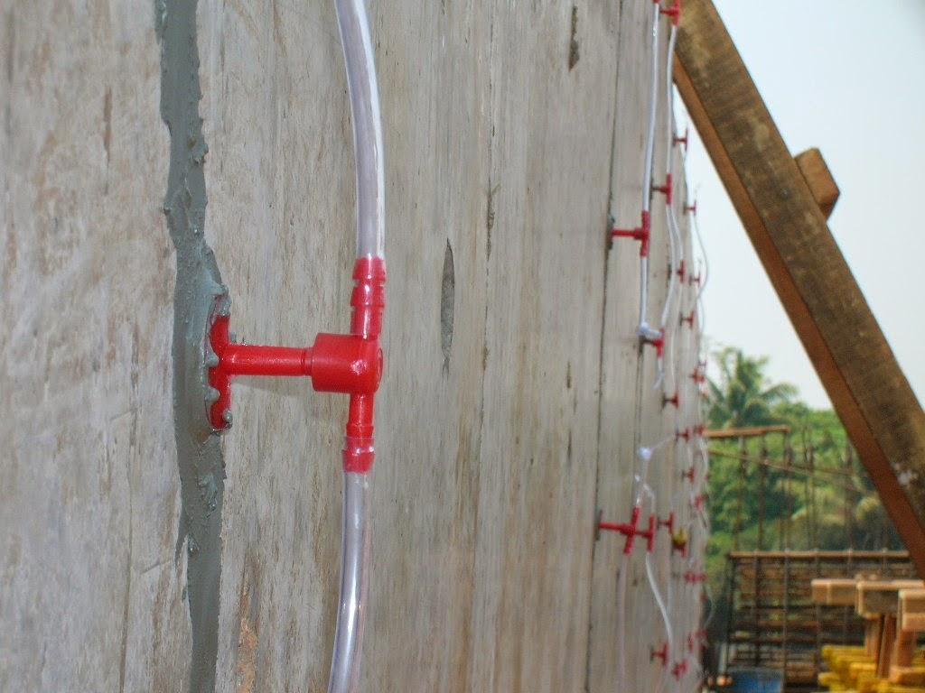 perbaikan beton dan injeksi beton