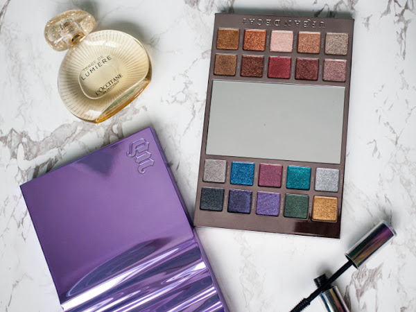 Beauty: Urban Decay Heavy Metal palette review