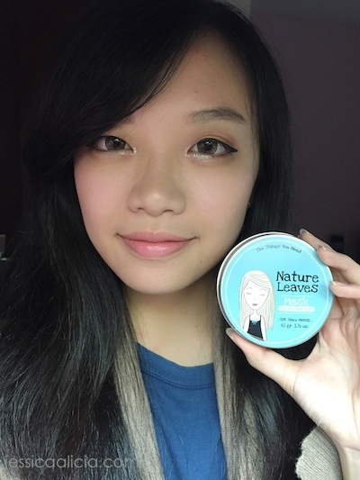 Review : Nature Leaves Mask (for all skin type) by Jessica Alicia