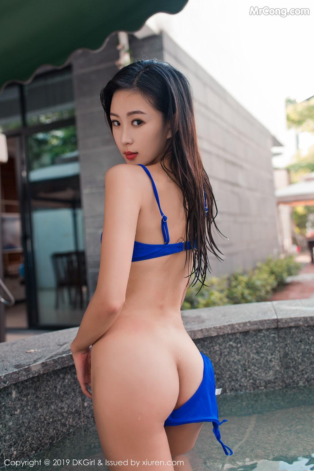 Image DKGirl-Vol.119-Alice-MrCong.com-019 in post DKGirl Vol.119: 小子怡Alice (38 ảnh)
